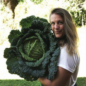 Det är jag, Maria Mehlin, som driver Leva Hållbart.
